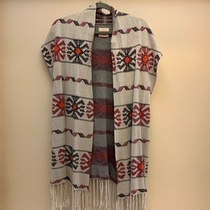 Quicksilver Native Vest
